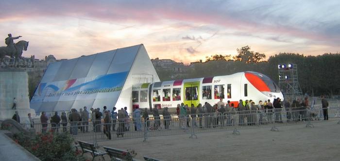 Renouvellement du matériel SNCF