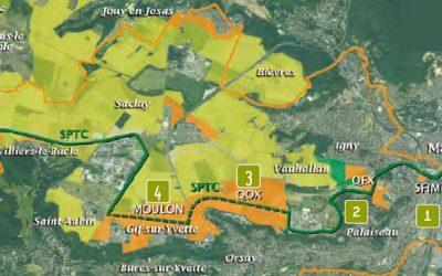 Plateau de Saclay : Réunion-débat publique sur les  transports
