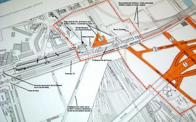 Paris 13° : nouveau coup contre la Petite Ceinture Ferroviaire