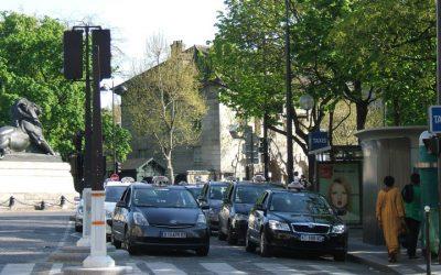 TAXIS PARISIENS : un service à améliorer