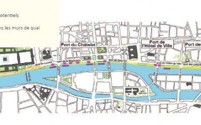Avis sur la piétonisation et l'aménagement de la voie G. Pompidou (Paris 1er et 4ème arrondissements)