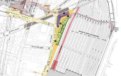Liaison gare du Nord / gare de l'Est : avis pour la concertation