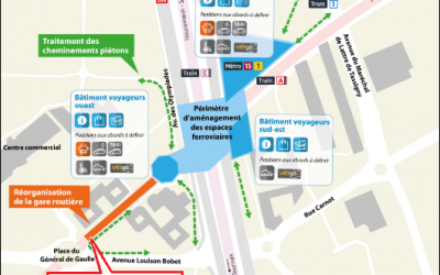Gare de Val-de-Fontenay : un réaménagement indispensable et urgent