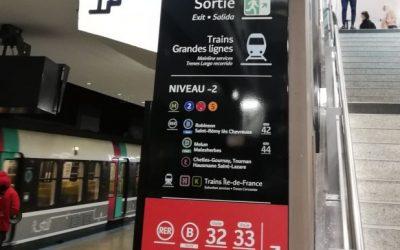 Exploitation du RER B en cas de grève : il faut mettre fin au changement à gare du Nord