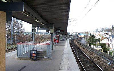La gare de Conflans fin d'Oise entièrement modernisée