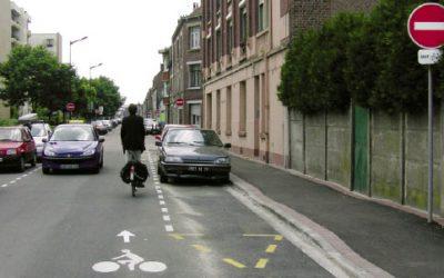 Les double-sens cyclables généralisés à Paris en zone 30