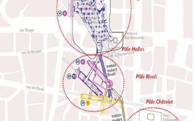 Châtelet Les Halles : enquête publique pour le réaménagement du pôle transport