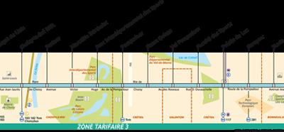 Pompadour – Sucy : le site propre bus inauguré