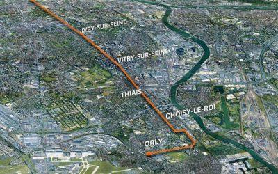 Concertation sur le projet de tramway Paris / Orly ville