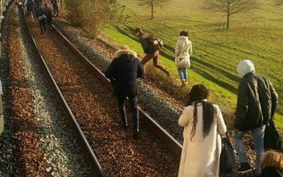 Blocages du RER B puis de la gare du Nord : une situation inacceptable