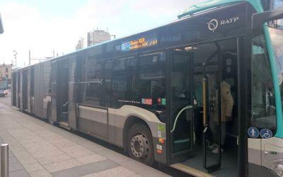 Confort climatique des bus : intervention auprès du STIF