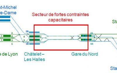 Tunnel Chatelet – gare du Nord : Enfin une solution pour le point noir oublié des transports franciliens ?
