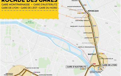Bus «rocade des gares» à Paris : pourra-t-il bien fonctionner ?