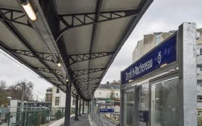 RER B, le quai de secours de Denfert utilisable en départ vers le sud : petit progrès mais d'importants investissements restent indispensables