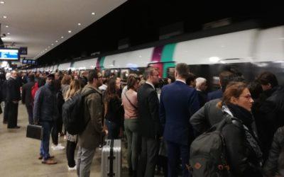 Dysfonctionnements du RER B : démarche commune pour demander un plan d'urgence
