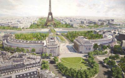 AUT-infos n°155 : Grand site tour Eiffel, «Un poumon vert au coeur de paris»