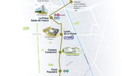 Avis sur le prolongement du tramway T8 à Paris