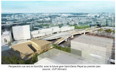 Franchissement urbain Pleyel : des correspondances à améliorer