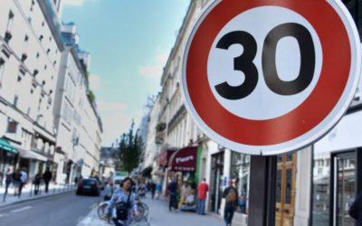 30 km/h généralisé à Paris ? Retrouvez notre avis pour la concertation