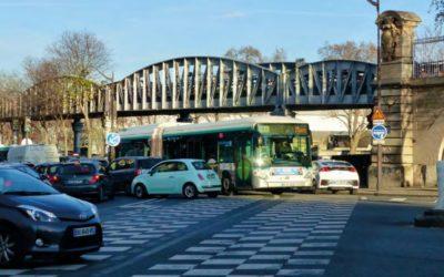Réseau de bus parisien modifié en 2019 : 1er bilan au fil de l'actualité