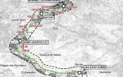 Ligne 18 du GPE : viaduc ou pas, un métro est inutile pour Saclay  Versailles