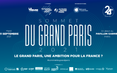 Sommet du Grand Paris 2021 – Le Grand Paris, une ambition pour la France ?